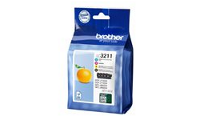 Brother LC3211 - 4-pack