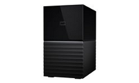 WD My Book Duo WDBFBE0160JBK - Hard drive array