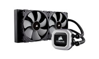 CORSAIR Hydro Series H115i PRO Liquid CPU Cooler - Liquid cooling system