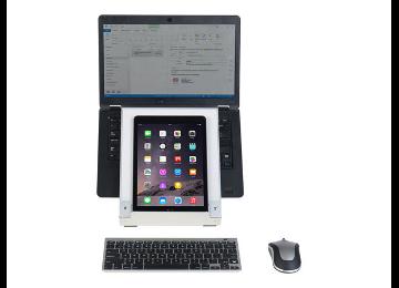 2354bfd2e92 Bakker Elkhuizen Ergo-Q 260 - Notebook stand - Buy online at  shop.medialine.ag